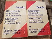 Dictionary of Legal and Commercial Terms in Spangdahlem, Germany