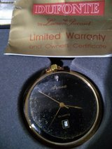 lucien piccard collectable pocket watch new in box new $199.95 in Nellis AFB, Nevada