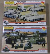 NEW Best-Lock Military Construction Sets (Lego Style) in Kingwood, Texas