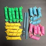 NEW Curlformers 20 Short Hair Spiral Curlers and Hook - 2 Sets available @ $7 each in Chicago, Illinois