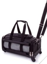 Sherpa Ultimate On Wheels Pet Carrier in Glendale Heights, Illinois