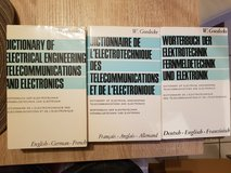 Dictionary of electrical engineering, telecommunication & electronics in Spangdahlem, Germany