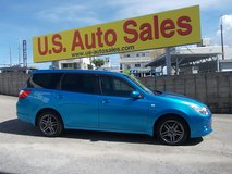 2010 SUBARU EXIGA ALL WHEEL DRIVE 7 PASSENGERS in Okinawa, Japan