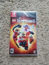 LEGO Incredibles Nintendo Switch Game in Camp Lejeune, North Carolina