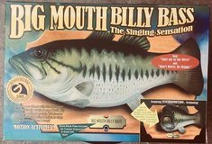 The Bass Singing Sensation in Fort Knox, Kentucky