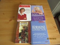 Menopause Books lot of 4 Good condition in 29 Palms, California