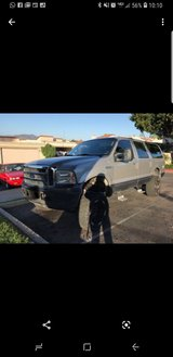 2002 Ford excursion diesel in Camp Pendleton, California
