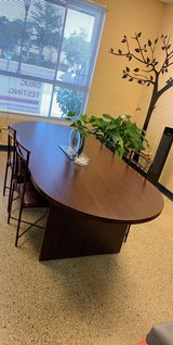 Conference Table & chairs in Beaufort, South Carolina