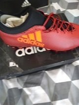 adidas football boots  new in box size 12 adults in Lakenheath, UK