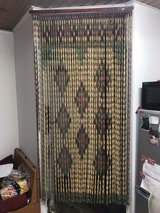 bamboo door curtains 2 in Ramstein, Germany