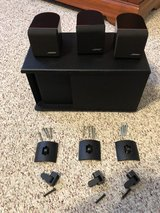 BOSE ACOUSTIMASS 4 HOME THEATER SYSTEM in Fort Polk, Louisiana