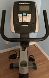 NordicTrac exercise bike in Alamogordo, New Mexico