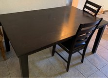 Kitchen dining table w/4 chairs in Alamogordo, New Mexico