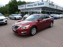 2015 Nissan Altima 2.5 S in Spangdahlem, Germany