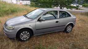 Opel Astra G CC, 2000, AC, Just passed Inspection in Wiesbaden, GE