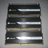 Corsair TR3X6G1600C8D Dominator 6 GB 3 x 2 GB PC3-12800 1600MHz 240-Pin in Ramstein, Germany