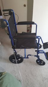 Transport wheel chair in Yucca Valley, California