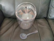 Pampered Chef ice bucket with spoon in Naperville, Illinois