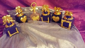 French style perfume bottles. Qty 6 in Kingwood, Texas