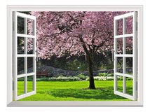 Wall26 Wall Mural Cherry Blossom in Spring NEW in Aurora, Illinois
