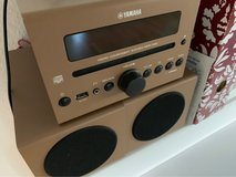 Yamaha stereo with usb and cd in Stuttgart, GE