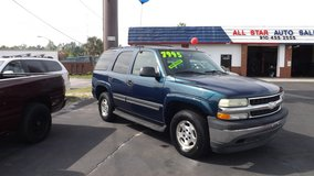CHEVROLET   TAHOE C1500 AUTO COLD AIR 3RD ROW LOW MILES ~REDUCED~ in Camp Lejeune, North Carolina