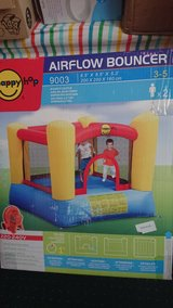 Bouncy castles new in the box in Lakenheath, UK