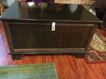 Solid wood Chest or Coffee table or bench with storage in The Woodlands, Texas
