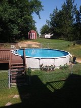 Big Big Pool in Warner Robins, Georgia