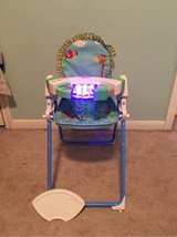 Fisher Price Rainforest Doll Highchair in Kingwood, Texas