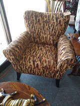 Brown Multi Shades Side Chair in Naperville, Illinois