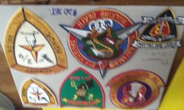 9th marines patches /@ 1/3 in Cherry Point, North Carolina