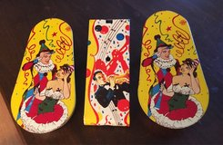 3 Vintage Noisemakers in Chicago, Illinois