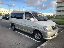 2000 Toyota Grand HiAce in Okinawa, Japan