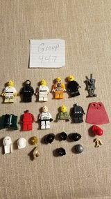 Star Wars Minifigs and Body Parts Group 447 in Chicago, Illinois