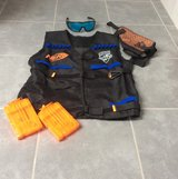 NERF Tactical Vest + Vision Gear + Hip Holster in Wiesbaden, GE