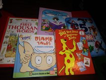Children's book lot in Spring, Texas
