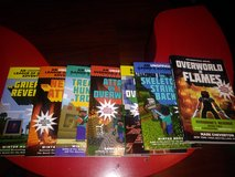 MineCraft chapter books in Kingwood, Texas