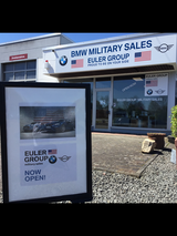 New BMW military sales location in Spangdahlem in Spangdahlem, Germany