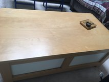 IKEA Coffee Table w/Two Storage Bins (underneath) in Camp Pendleton, California