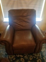 leather recliner in Wilmington, North Carolina
