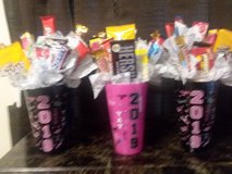 Candy cups in Beaufort, South Carolina