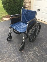 Wheelchair in Glendale Heights, Illinois
