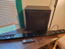 LG Sound Bar NB3530A in Naperville, Illinois