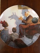 Norman Rockwell Heritage Plate Collection 3of3pgs in Alamogordo, New Mexico