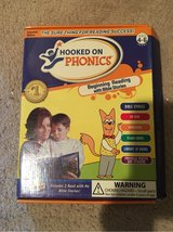 Hooked on phonics age 4-6 beginning reading with bible stories in Houston, Texas