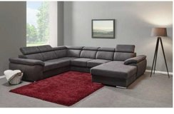 United Furniture - Neuss II Sectional - New Model - price includes delivery in Shape, Belgium