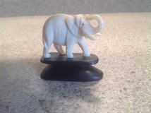Vintage Minature Ivory Elephant in Naperville, Illinois