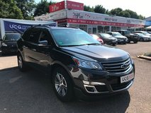 2016 Chevrolet Traverse LT (AWD) Thirdrow in Ramstein, Germany