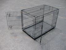 Dog Cage in Aurora, Illinois